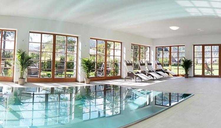 Wellnessbereich (© Hotel Hochsteg Gütl)