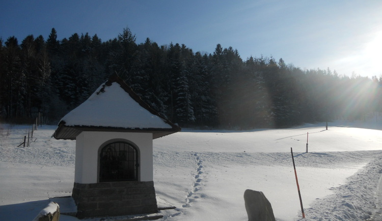 Winterwanderung Tal der 7 Mühlen