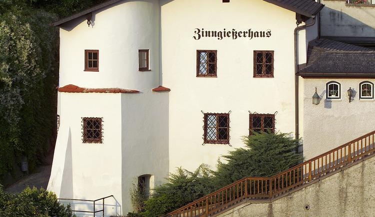 Zinngießerhaus Mattighofen. (© Manfred Feßl Mattighofen)