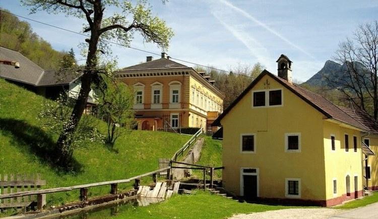 Freilichtmuseum Schmiedleithen - Leonstein (© Freilichtmuseum Schmiedleithen)