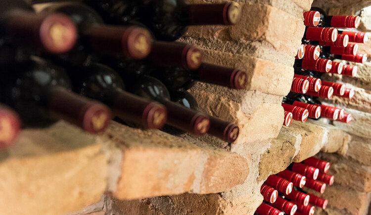 Wine grotto Hotel Eichingerbauer **** Superior (© Sabine Sperr)