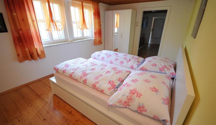 Schlafzimmer (© KLEMENS FELLNER)