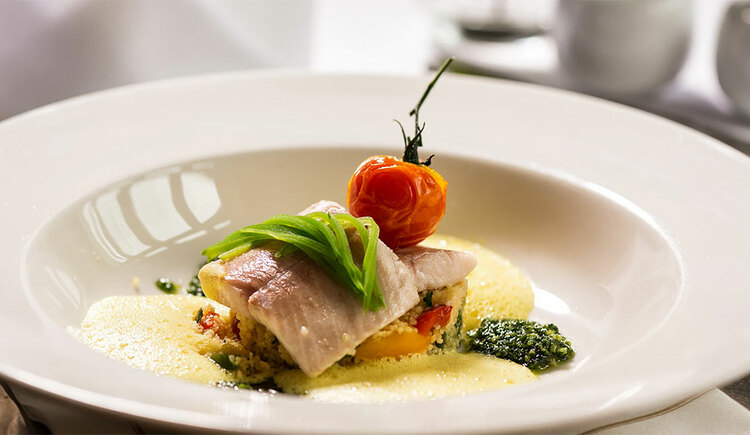 Kulinarik Hotel Eichingerbauer**** Superior (© Sabine Sperr)