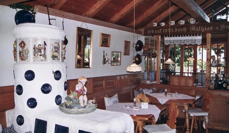 restaurant1 (© Schweizerhof am See)