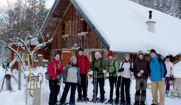 Snow shoe hiking tour in Faistenau (© Berg&Fitness - Christian Fuchsberger)