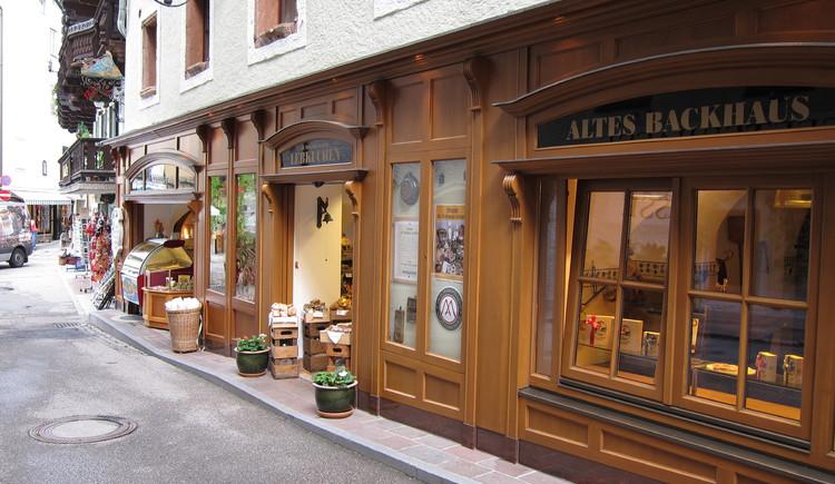 Bäckerei Gandl (© WTG)