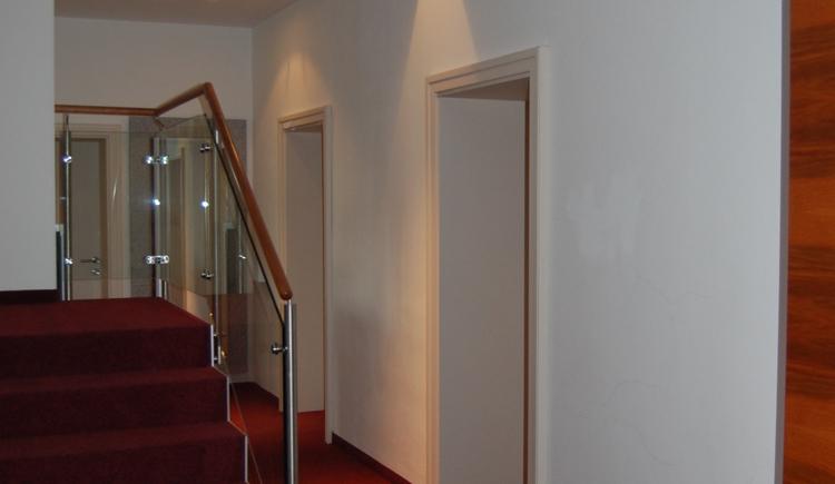 Gästehaus Josepha Hirsch, ruhiger Hotelflur