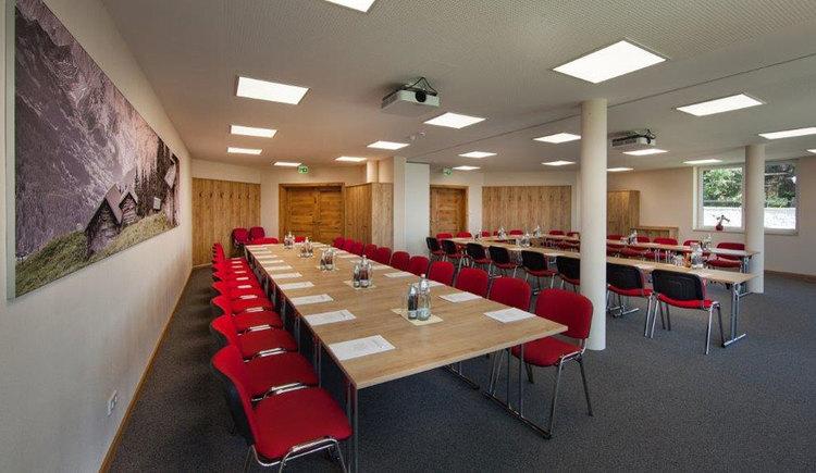 Seminarraum 2. (© Leidinger)