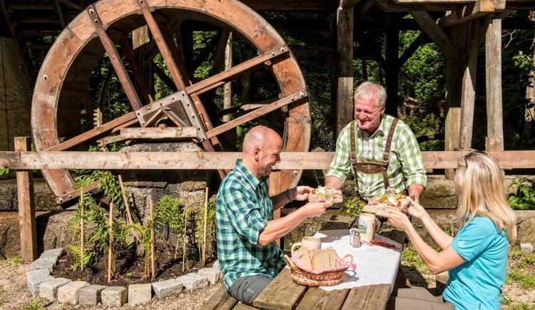 Mühle (© Ing. Wilhelm Ebner)