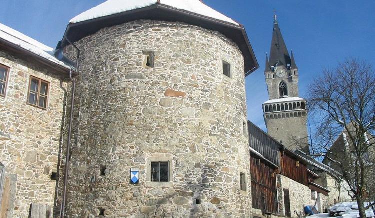 Turm in Haslach (© Ferienregion Böhmerwald)