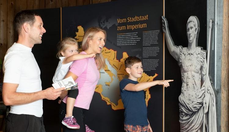 Roemermuseum Altheim (© ARGE Roemerradweg/FotoloungeBlende8)