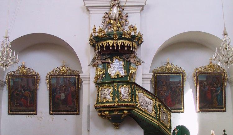 Kirche innen 2.JPG (© Gemeinde Sandl)