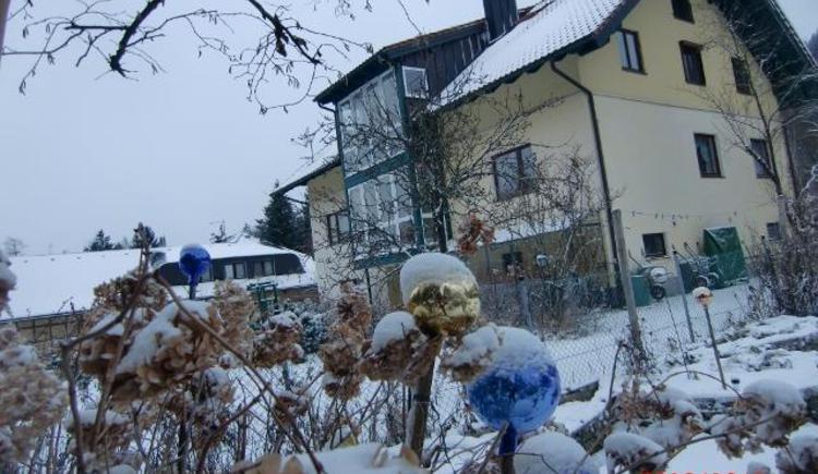 Aussenansicht Winter (© anni)