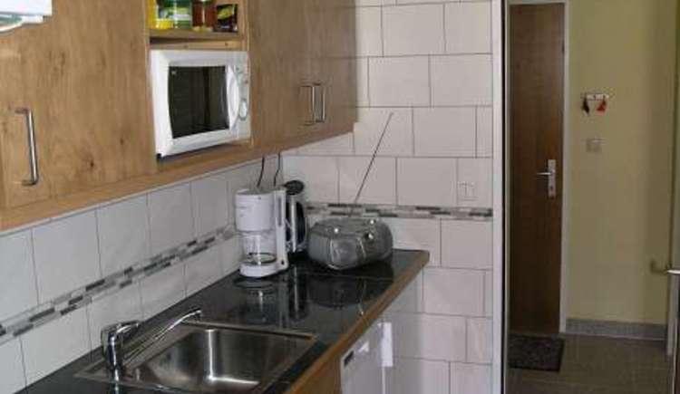 Pension Edelweiss, Gosau, Küche