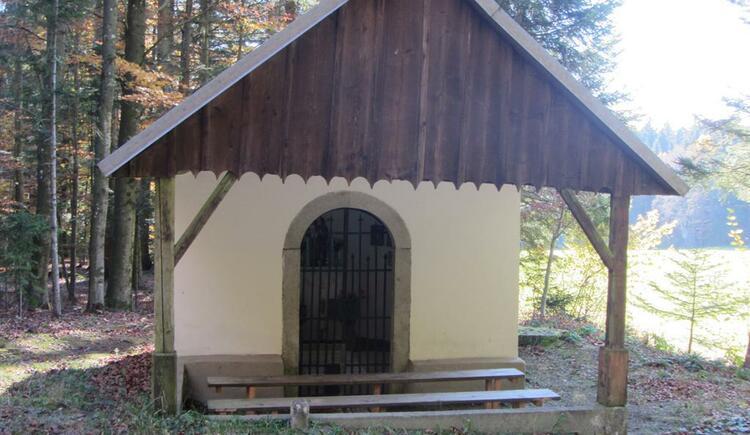 Kapelle 3 (© Ferienregion Böhmerwald | Felhofer)