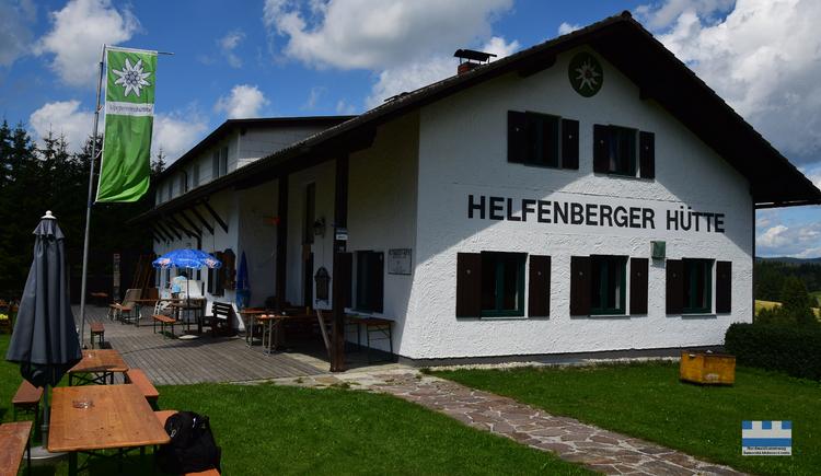 NWKW_Tag02_OeAV_Helfenberghuette_0176. (© DI Gerd Simon, Alpenverein Freistadt, Arge Nordwaldkamweg)