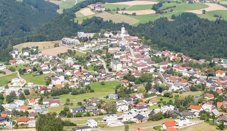 Gramastetten (Zentrum) (© Marktgemeinde Gramastetten)