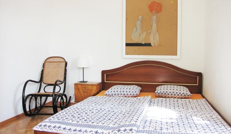Schlafzimmer (© Katharina Schmiedleitner)