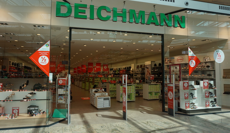 Deichmann (© Stadtmarketing Ried)