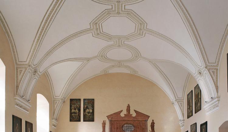 Schloss Greinburg - Rittersaal (© Stiftung der Herzog von Sachsen-Coburg und Gotha'schen Familie)