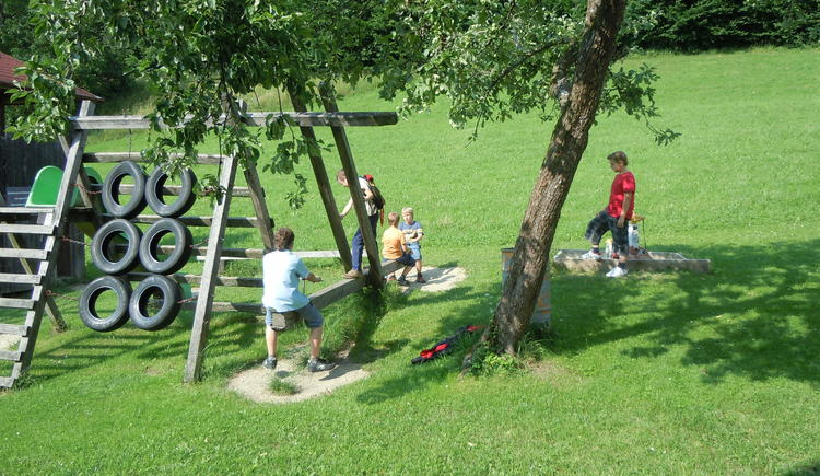Spielplatz im Freien