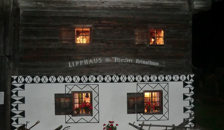 Local museum Lipphaus in Strobl
