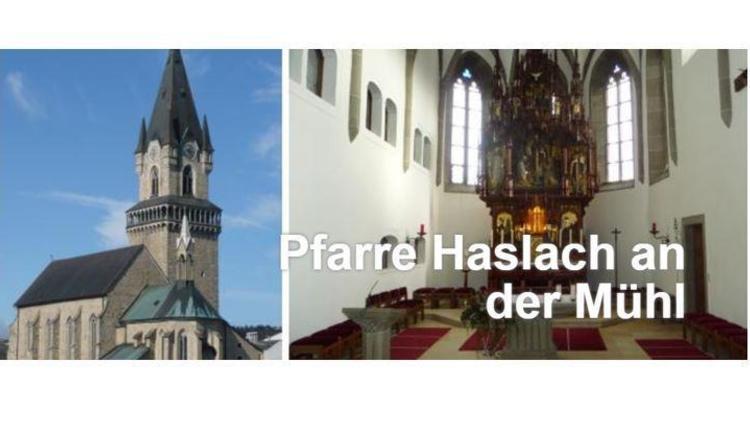 Pfarre Haslach (© Pfarramt Haslach)