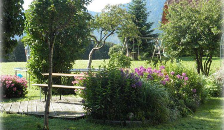 Gartenanlage - Vorderbauer
