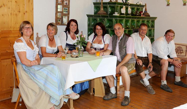 """Gasthaus \""""zum Vogelparadies\"""", Kirchdorf, Stüberl"""