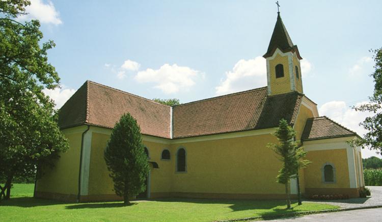 Naarn, Wahlfahrtskirche. (© TTG Tourismus Technologie)