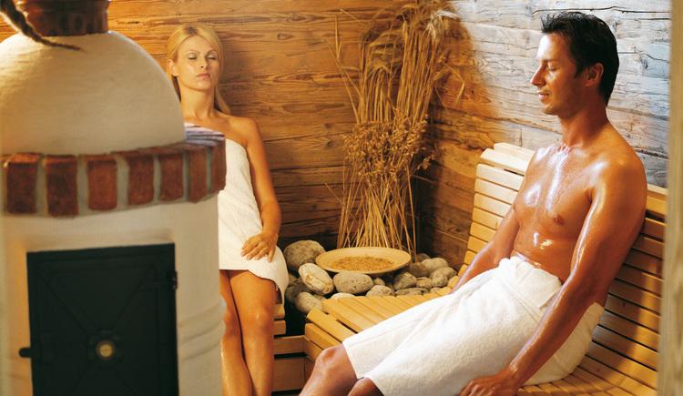 "\""Troadkastn\""-Sauna im Lebensquell Bad Zell"