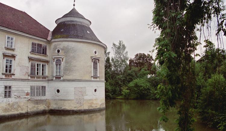 Aistersheim Wasserschloss. (© TTG Tourismus Technologie)