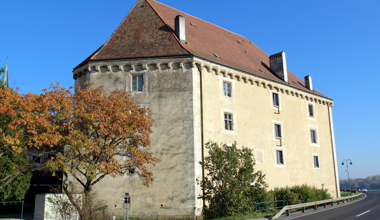 Schloss Pragstein (© TVM)