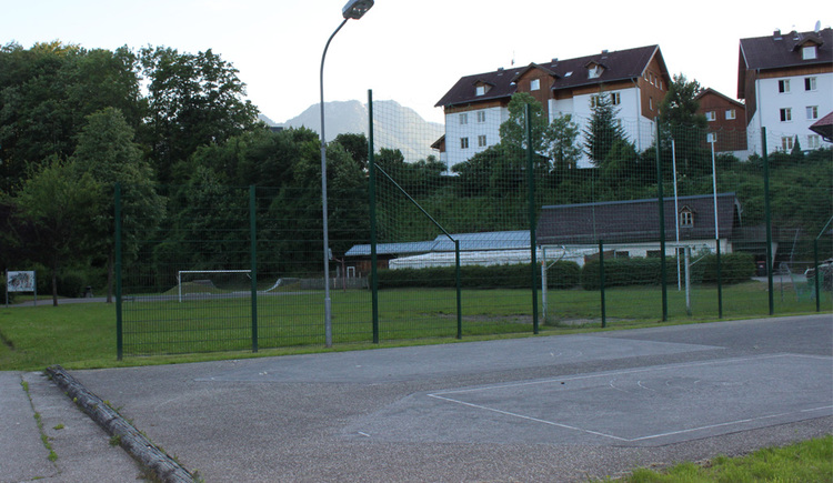 Fußballplatz Rettenbach