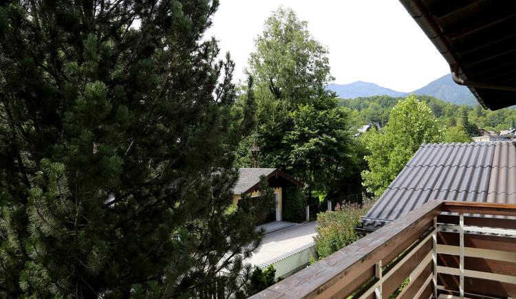 Blick von Terrasse (© Frau Auerbach)