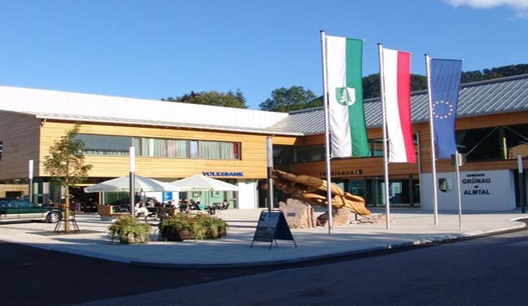 Tourismusbüro Almtal der Region Traunsee-Almtal (© Gemeinde Grünau im Almtal)