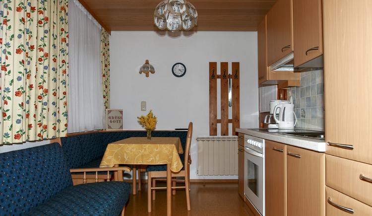 Ferienwohnung Rettenkogel Küche