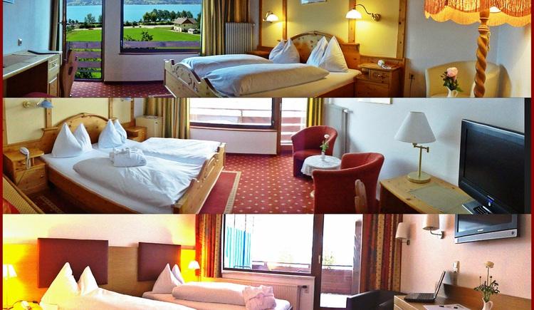 Hotel Bramosen, Attersee, gemütliche Zimmer, Seeblick. (© Ulrike Ecker)