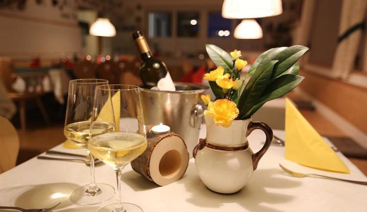 Restaurant 1 (© Hotel Wildschütz)