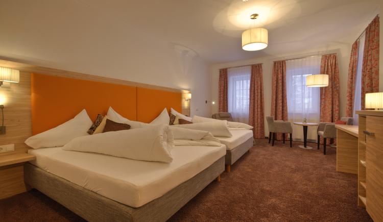 Comfort Doppelzimmer (© Eberl)