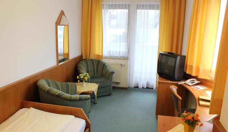 Einzelzimmer Hotel Lohninger-Schober