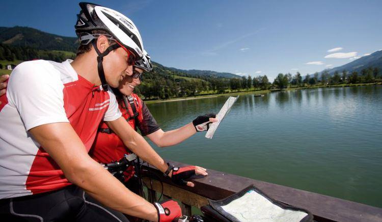 Radfahren (© SalzburgerLand Tourismus GmbH)