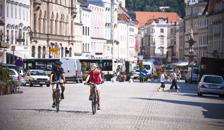 Steyr - Stadtplatz