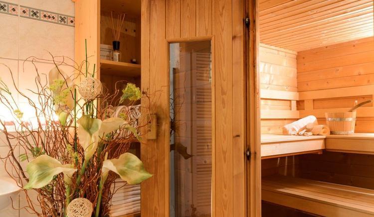 Sauna (© www.fischerwirt.net)