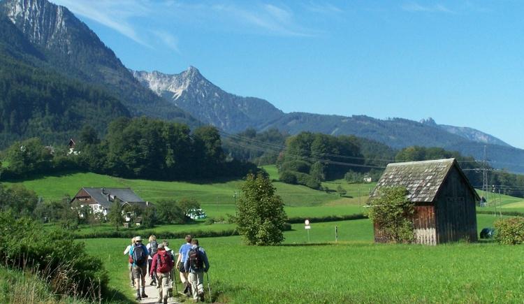 Wandertour in Richtung Nussensee. (© Bestseller Reisen)