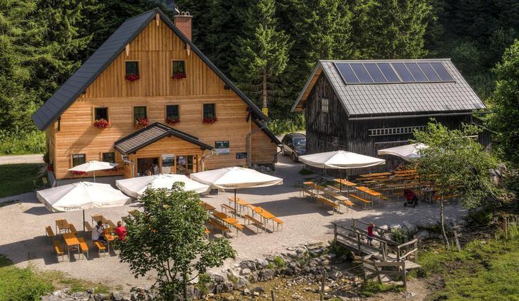 Bosruckhütte (© TVB Pyhrn-Priel/Sulzbacher)