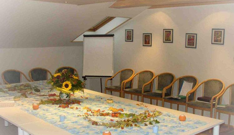 Seminar Gästehaus Regenbogen. (© Familie Schmoller)