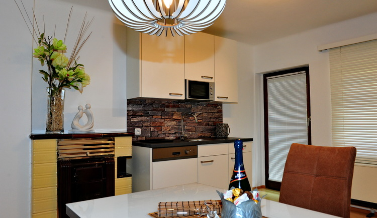 kitchen and dinette
