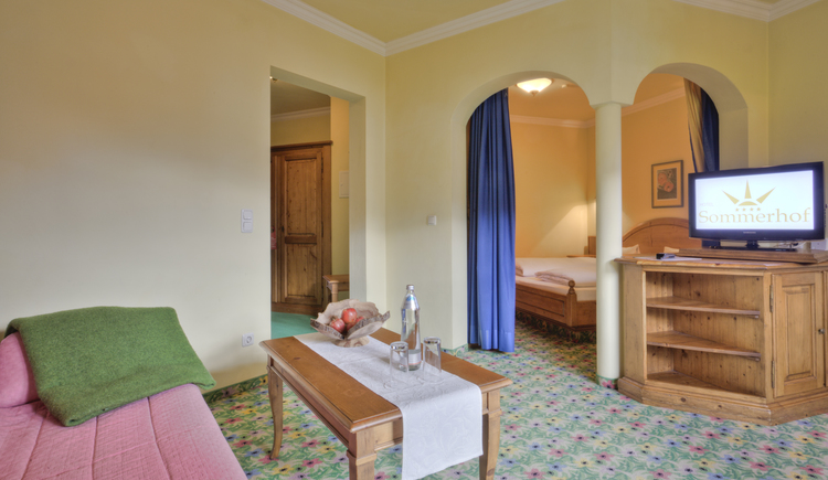 Hotel Sommerhof - Juniorsuite