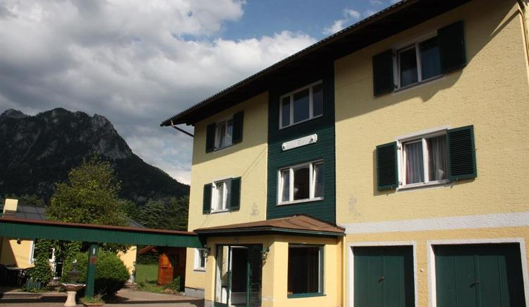 Nebenhaus (© Pension Haus Ahamer)
